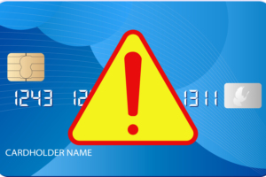 International Debit Card Suspension